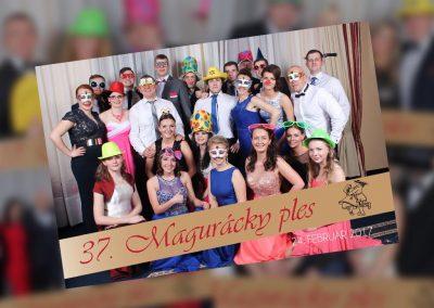 37. Magurácky ples – Hotel Bellevue