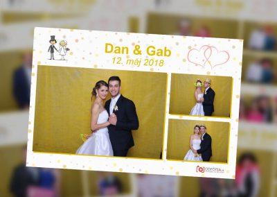 Svadba Dan a Gab – Spišská Belá