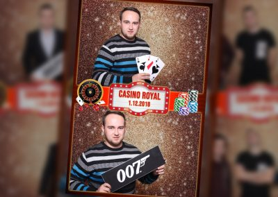 Casino Royal Párty – Poprad 2018