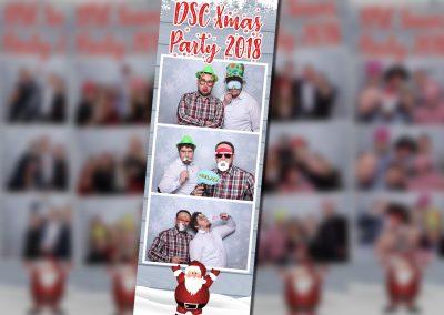 DSC Xmas Party 2018 – Firemný večierok