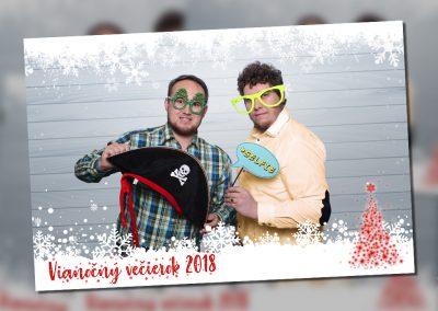 Vianočný večierok – Irish Pub Bratislava