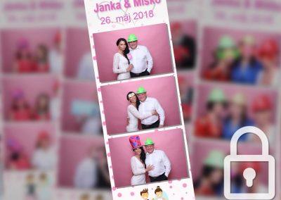 Svadba Janka a Miško – Stará Lesná