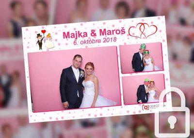 Svadba Majka a Maroš – Spišská Belá
