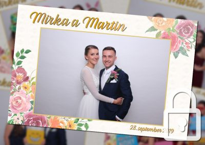 Svadba – Mirka a Martin