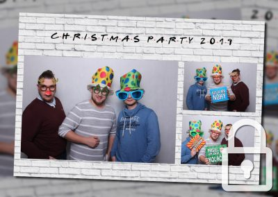 IBM – Christmas Party 2019