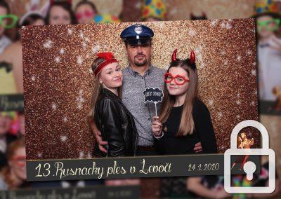 13. Rusnácky ples v Levoči