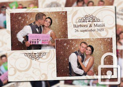 Svadba – Barbora a Matúš